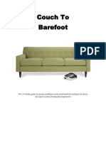Couch to Barefoot