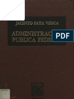 Admin is Trac Ion Publica Federal