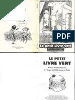 Le Petit Livre Vert - FTP