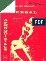 Mary Jane Superweed - Herbal Aphrodisiacs