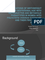 Sindroma Ovarium Polikistik - Ninds