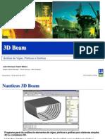 Apresentação 3D Beam