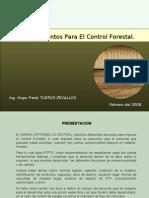 Nociones Basicas Para El Control Forestal