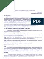 Apunte 1 Pre Opera to Rio y Complicaciones Del Post Opera to Rio