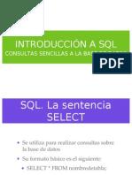 Introducción SQL - Básico