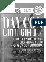 """Day con lam giau tap 11 """"Truong kinh doanh cho nguoi thich giup do nguoi khac"""""""
