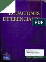 Ecuaciones Diferenciales [Isabel Carmona Jover]