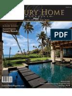 Luxury Home Magazine Issue 6.2
