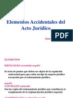 Elementos Accident Ales Del a.J