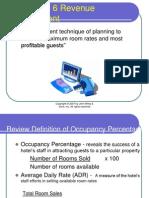 Revenue Management - 4midterm