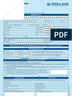 FedNet Application Form