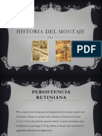 Historia Del Montaje