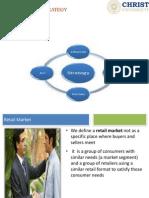 Module 2- Retail Mkt Strategy