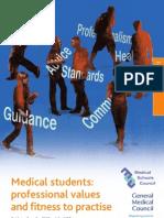 GMC Medical Students