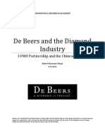 De Beers and the Chinese Market