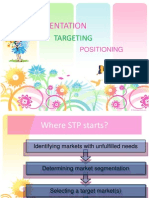 Chapter5.Segmentation Targeting Positioning