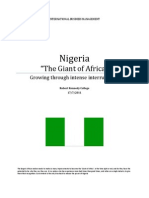 """Nigeria """"The Giant of Africa"""""""
