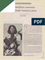Sader Emir-El Manifiesto Comunista visto desde América Latina-Memoria 113