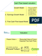 Microsoft Power Point - 12 Cash Flow Based Valuation