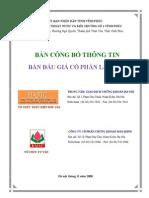 Ban CBTT Vinh Phuc