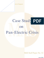 Pan - Electric Crisis