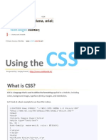 Basics of CSS and Some Common Mistakes