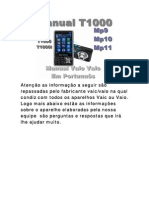 Manual Mp10 Mp11 T1000 Vaic