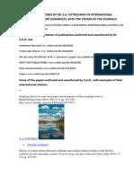 Citation.works.s.a.ostroumov.in.International.scientific.literature.with.Covers.CITATION OF WORKS BY DR. S.A. OSTROUMOV IN INTERNATIONAL SCIENTIFIC LITERATURE (EXAMPLES), WITH COVERS OF JOURNALS.http://www.scribd.com/doc/63905840