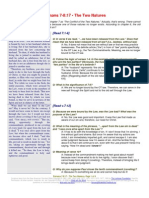 45 Romans 07-08.17 Study Notes