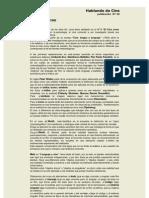 Ernesto Flomenbaum - 20. Semiología y cine