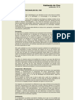 Ernesto Flomenbaum - 21. Psicología y psicoanálisis del cine