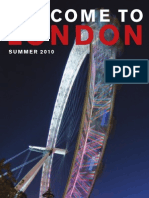 London Visitor Information & Map (including Tube map)