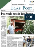 The Dallas Post 09-04-2011