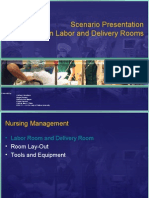Labor and Delivery Room