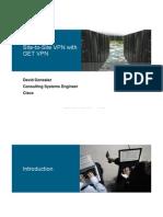 CISCO.david Gonzalez.soluciones de Cifrado Para Nuevas Tecnologias de Transmision