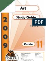Art Study Guide  G11 T3