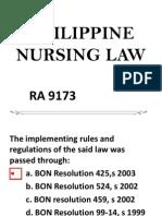 Philippine Nursing Act of 2002 Revised 1-EDITED