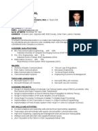 fresh telecom engineer cv - Communication Engineer Sample Resume