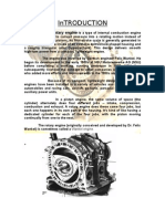 Seminar Report on Rotary Engine