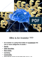Investor Behaviour