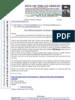 110904-Geroge Brandis - Re Allegation Improper Conduct Julia Gillard