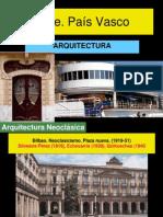 64.-Arquitectura. País Vasco