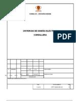 Criterios Eléctrico Cordillera