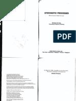 Stochastic Process_Sheldon Ross 2ed