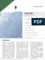WiTech TelcoGIS Brochure