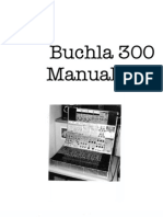 Buchla Manual