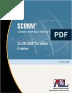 SCORM 2004 Overview