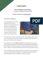 Buduburam-World Refugee Day Article