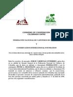 Convenio FNC - CI