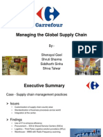 Carrefour Ppt